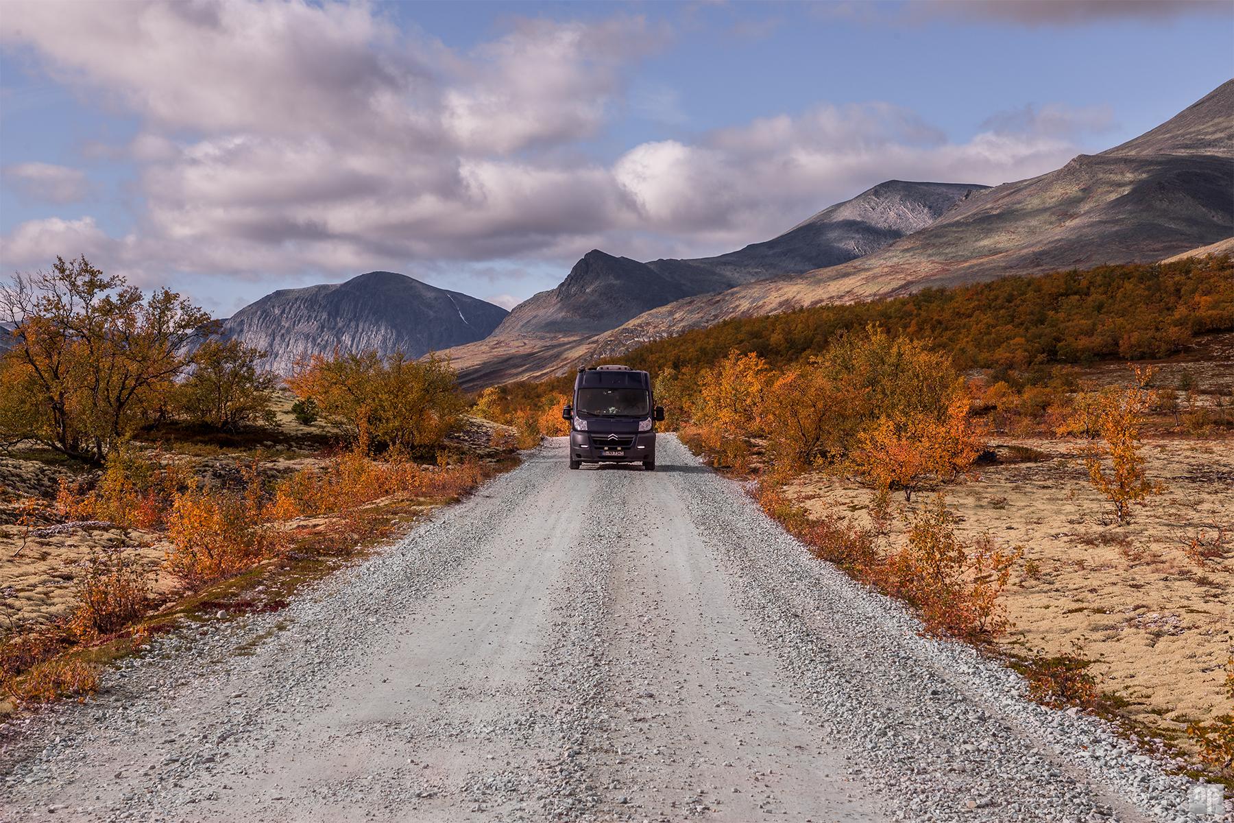 Norwegen - Rondane - Doralsaeter