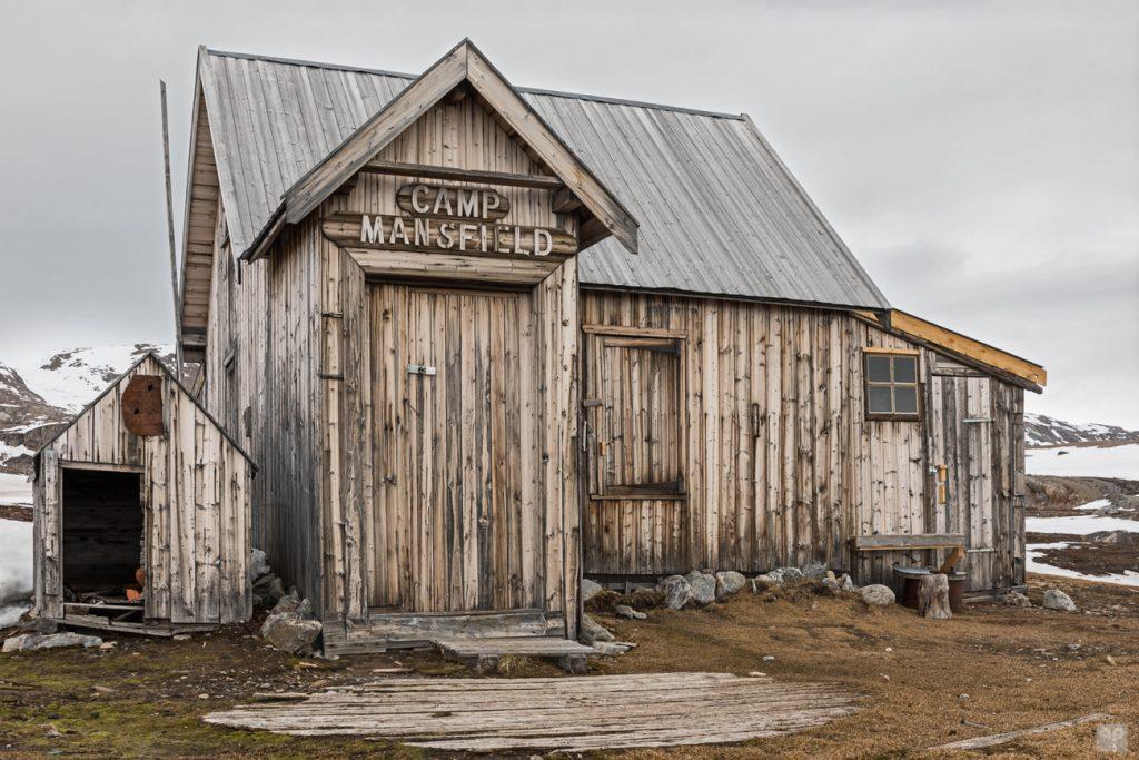Svalbard - Camp Mansfield