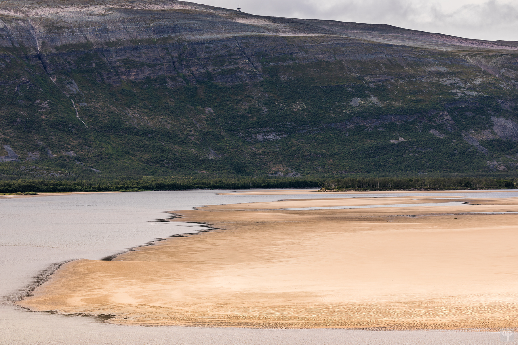 Norwegen - Varanger - Tanaelva