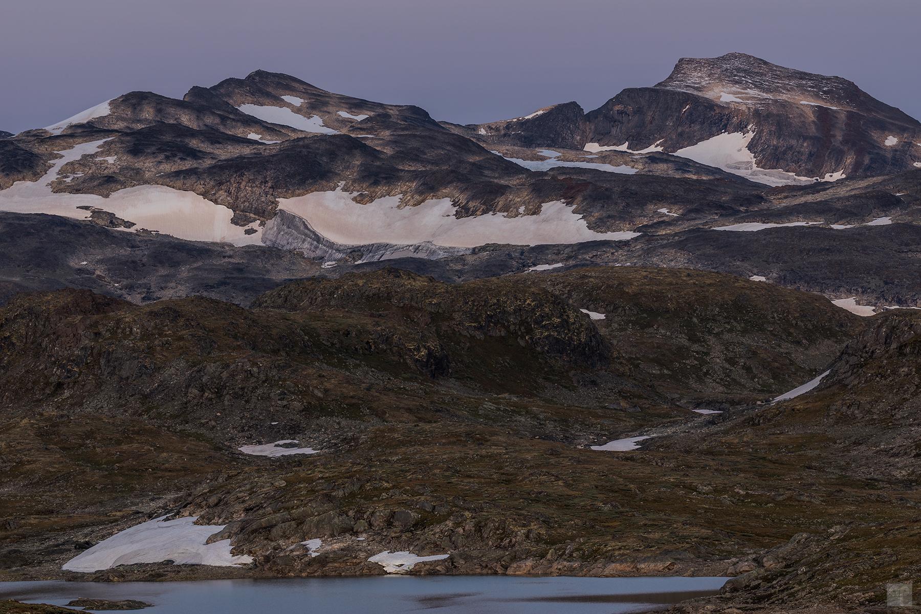 Norwegen - Sognefjellveien