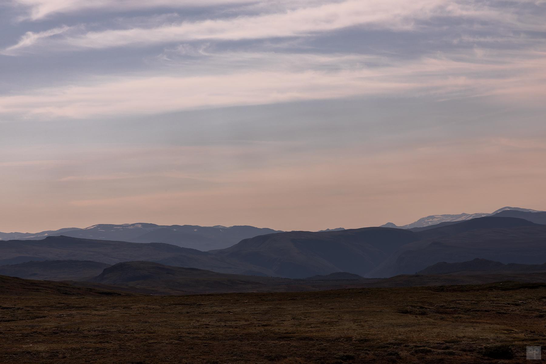 Norwegen - Rondane - Grimsdalen