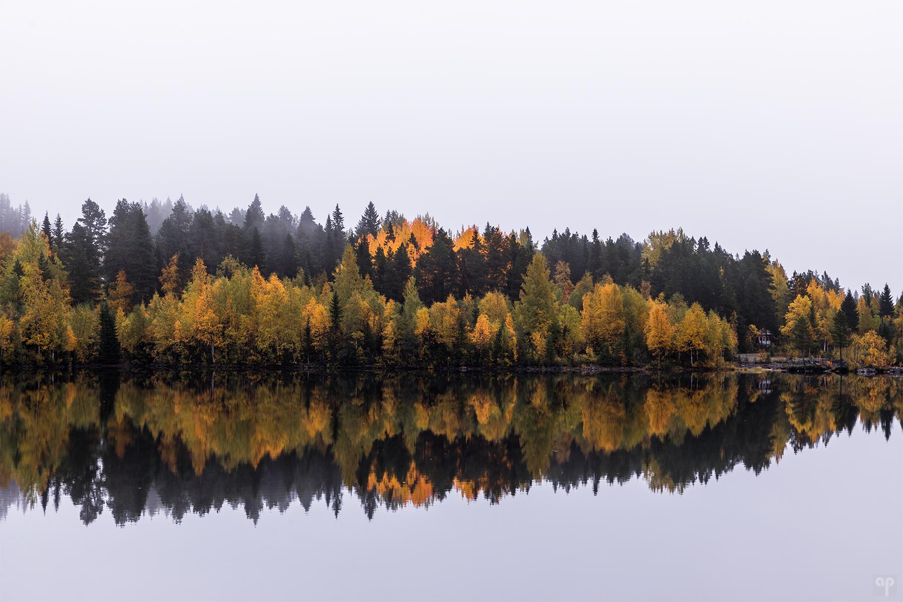 Schweden - Vildmarksägen