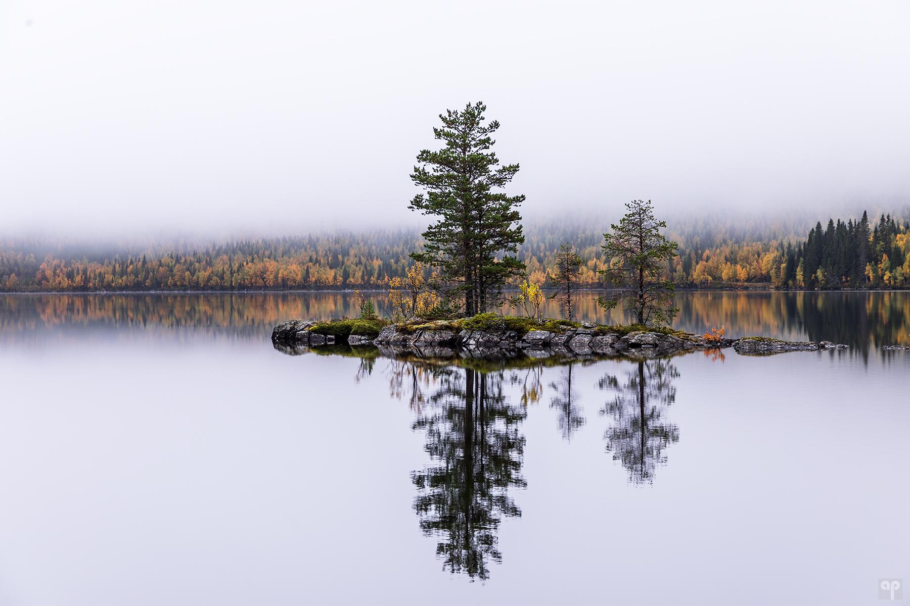 Schweden - Vildmarksvägen