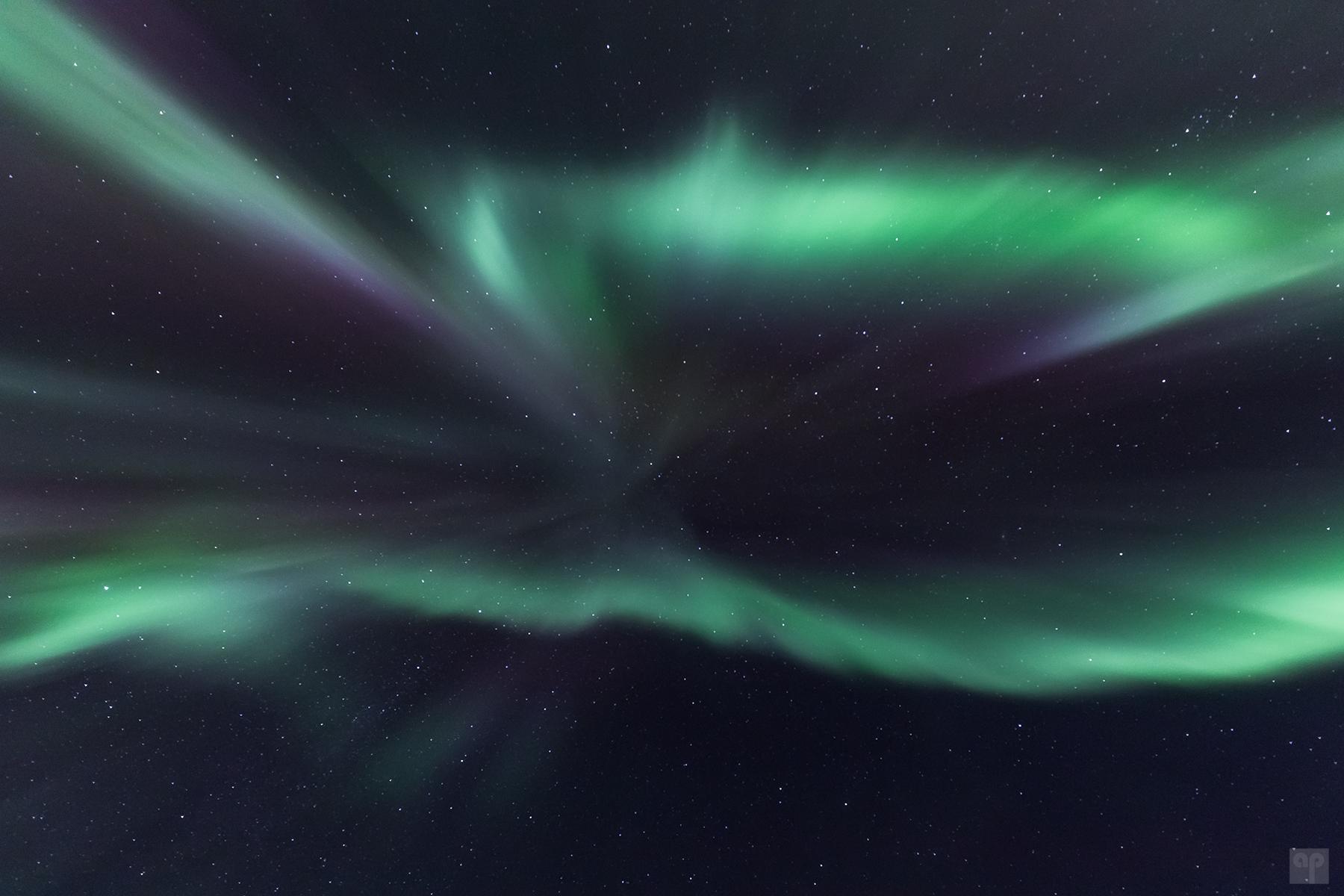 Schweden - Abisko - Aurora Borealis