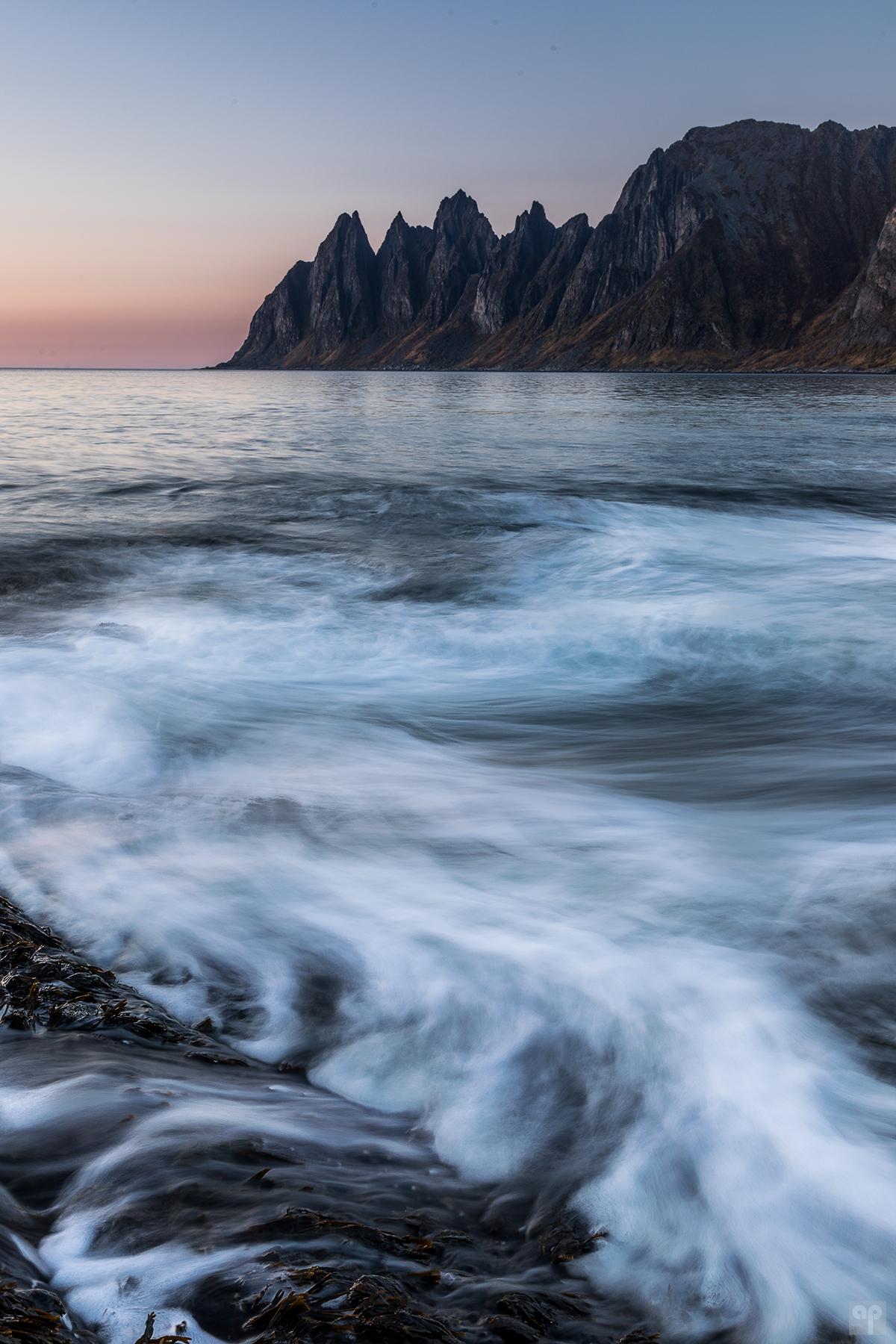 Norwegen - Senja - Tungeneset