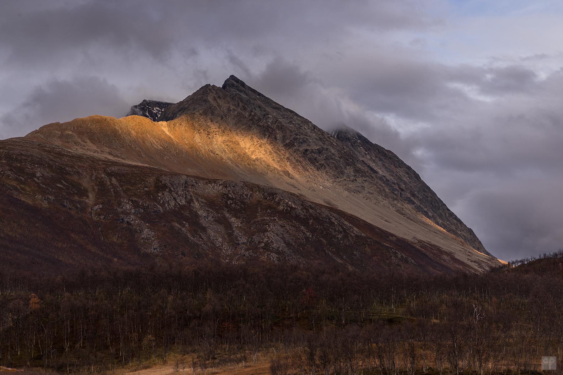 Norwegen - Lyngenalpen