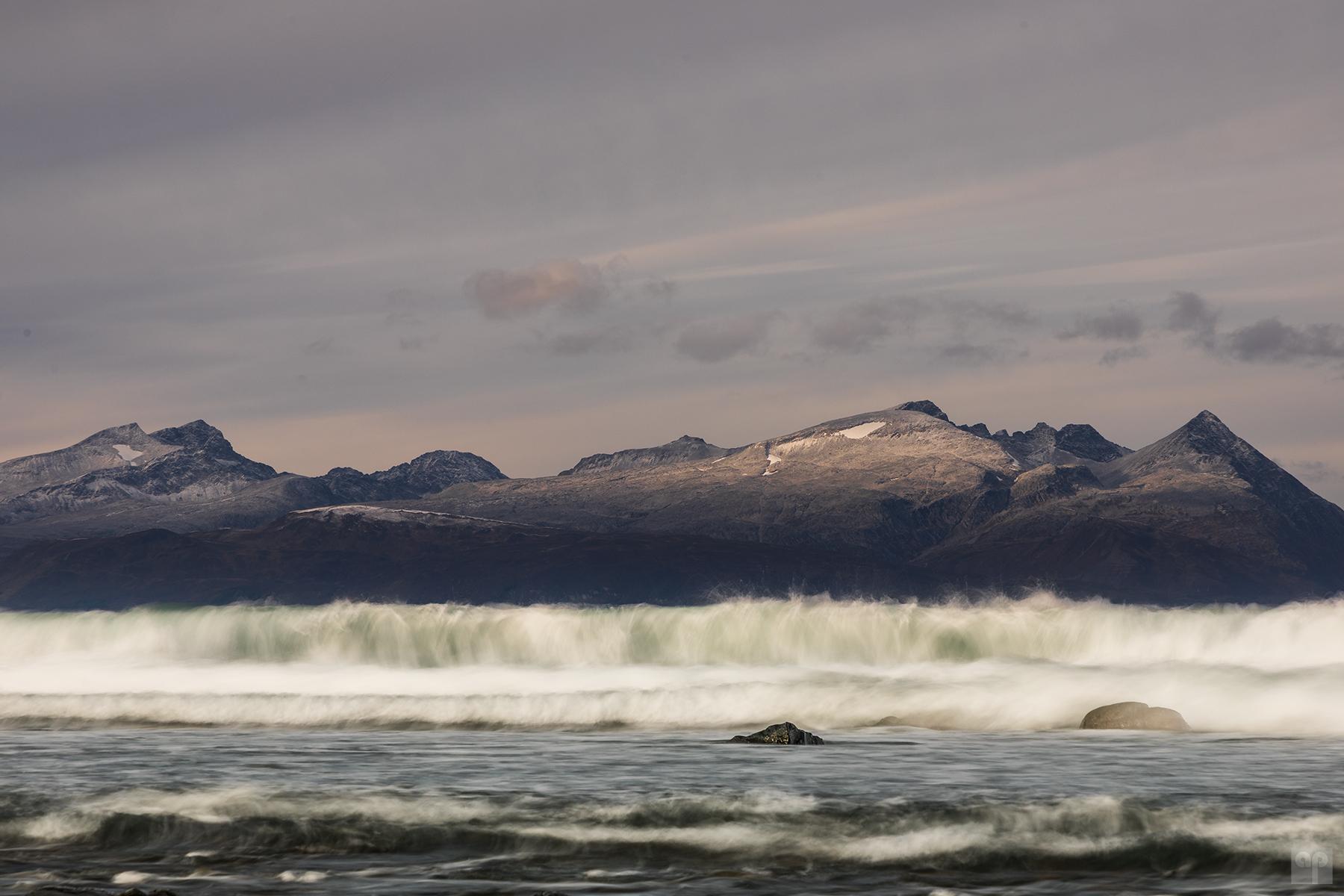 Norwegen - Lyngenalpen - Russelv